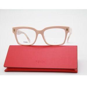 New FENDI Eyeglasses FF 0453/F 35J Pink FF0453/F